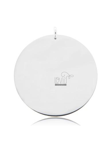 Round pendant diameter 40...