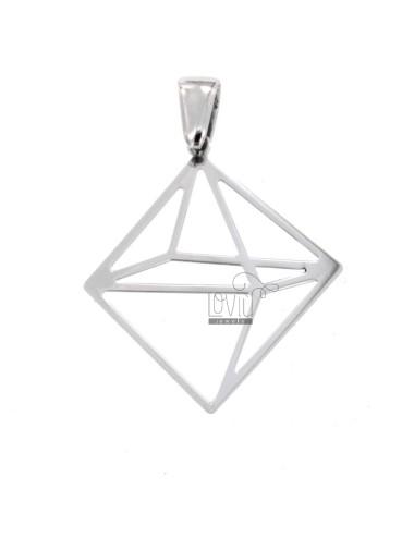 Anhänger prisma origami mm...