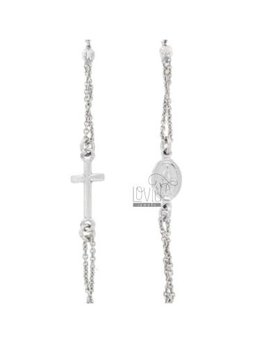 Collar del rosario A GIRO...