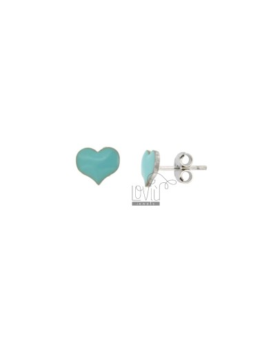 LOBO EARRINGS LITTLE HEART...