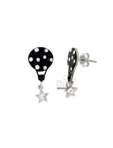 EARRINGS WITH ENGRAVED...