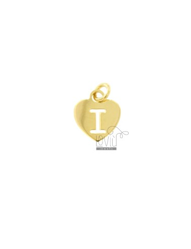 PENDANT HEART MM 13X11 CON...