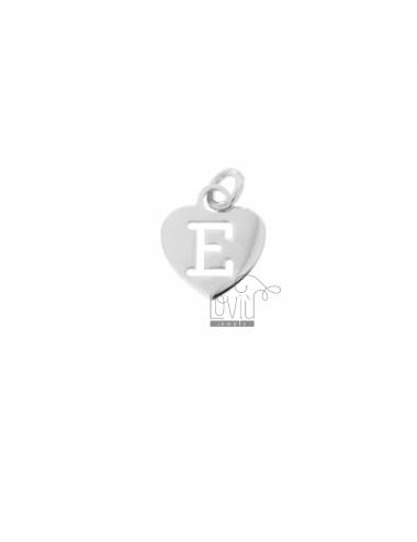 Corazón pendiente mm 13x11...