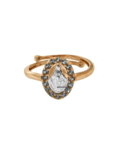 MIRACULOUS MADONNA RING IN...