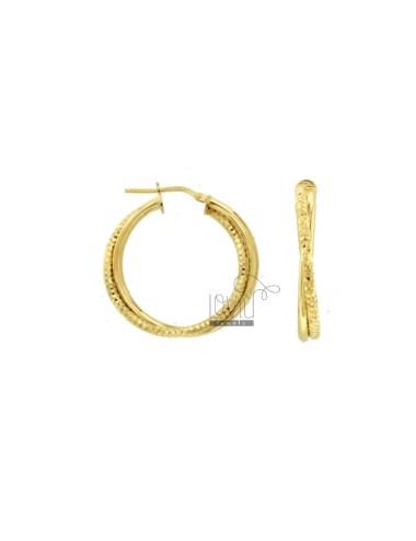 Earrings a circus diameter...