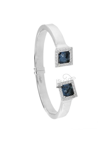 RIGID BRACELET RECTANGULAR...