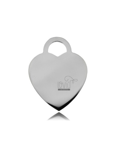 Heart mm 30x24 mm thickness...