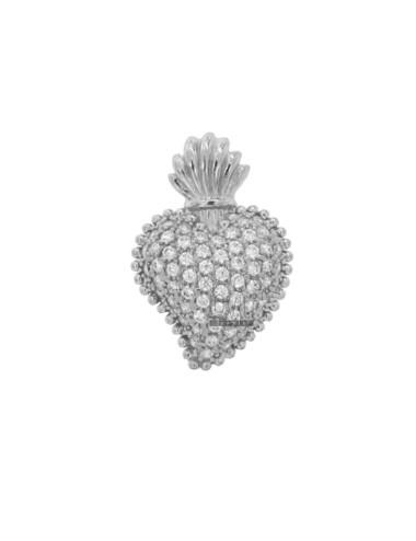 PENDANT HEART EX VOTO 24X16...