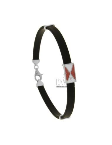 Manschetten-armband mit...