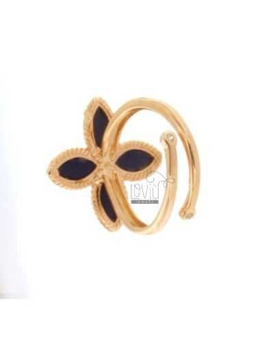 FLOWER RING 4 POINTS IN...