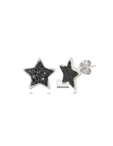 LOBO STAR EARRINGS IN...