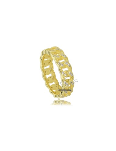 GROUMETTE RING IN GOLDEN...
