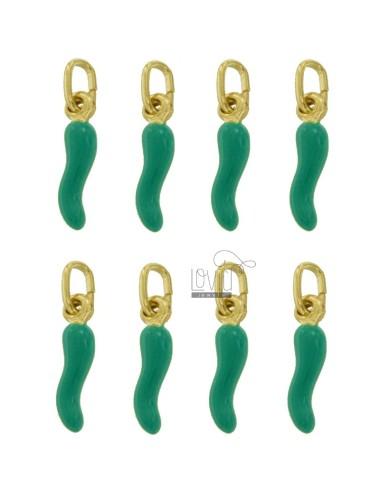 Horn charm cm 1.8 pcs...