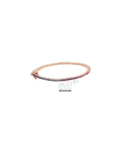 Tennis bracelet mm 2 in...