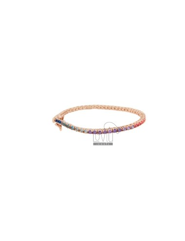 TENNIS ARMBAND 2,5 MM IN...