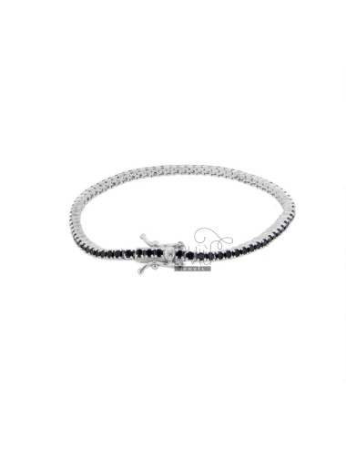 TENNIS BRACELET MM 2 IN...