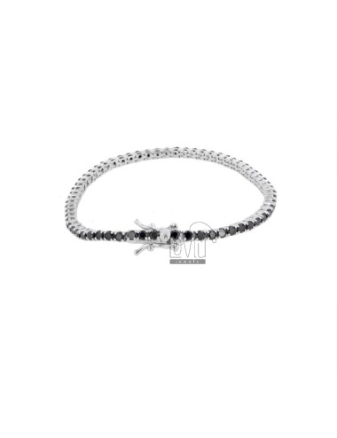 2.5 MM TENNIS BRACELET IN...