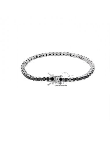 Tennis bracelet mm 3 in...
