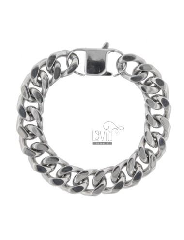 Bracelet in steel 14 mm...