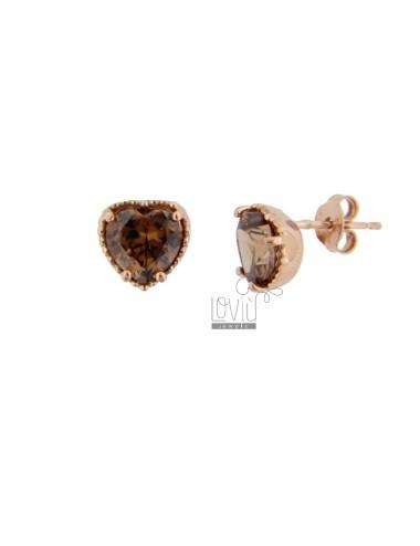 LOBO EARRINGS HEART 10 MM...