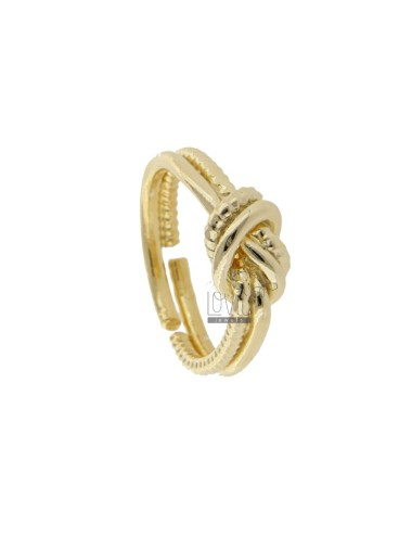 ROD KNOT RING RETURNS IN...