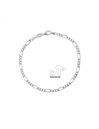 Leeres mesh-armband 3 1 mm...