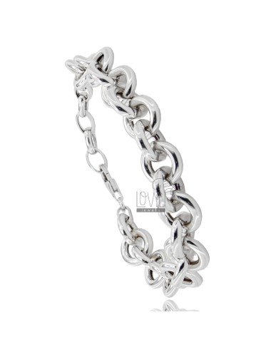 Round mesh bracelet 13 mm...