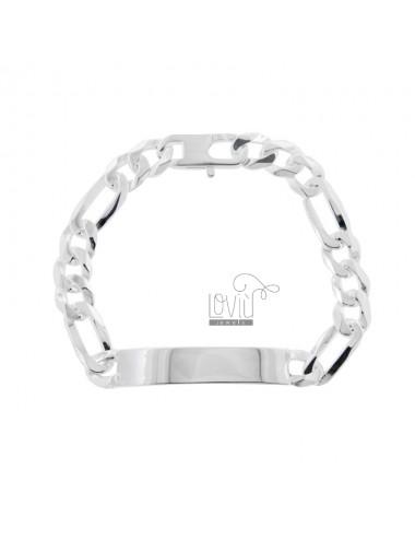 3 1 mesh-armband mit platte...
