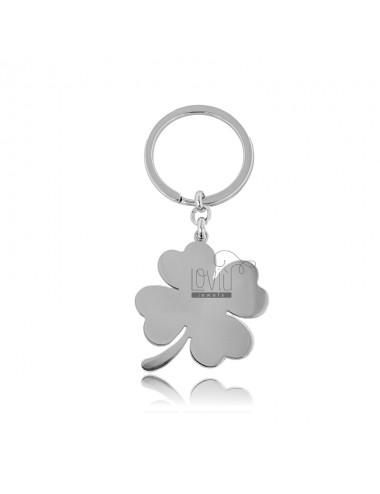 Vierblätter clover keychain...