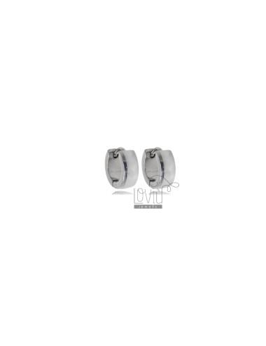 Hoop earrings snap diameter...