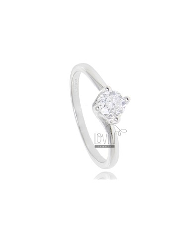 SOLITAIRE RING VALENTINO...