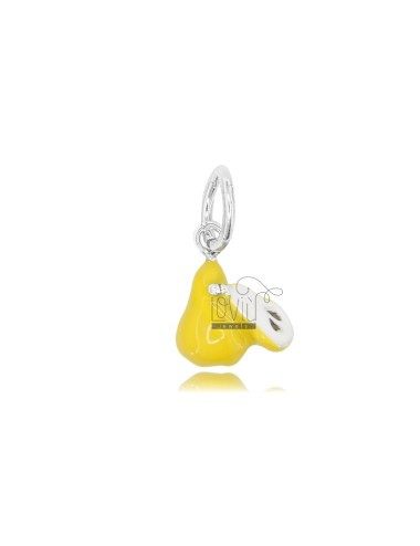 PEAR PENDANT MM 15X12 IN...