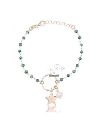 BRACELET WITH STAR AND...