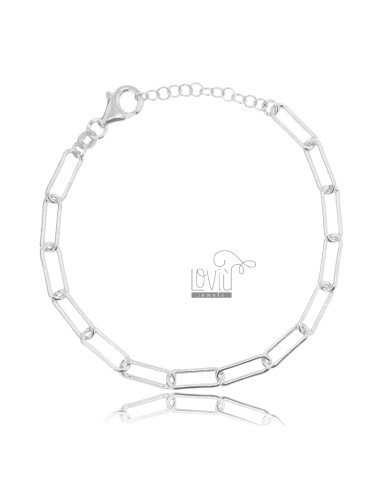 Cable bracelet extended mm...