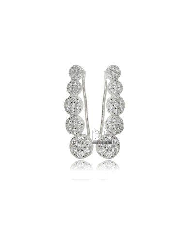 EAR CUFF EARRINGS WITH...