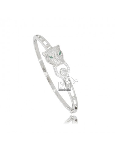 Panther bracelet with...
