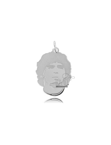 DIEGO FACE PENDANT MM 21X15...