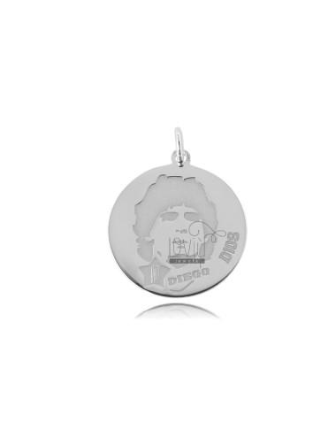 Diego medal pendant d10s...