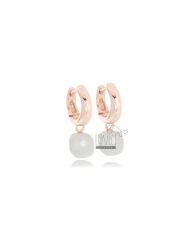 Hoop earrings snap diam mm...