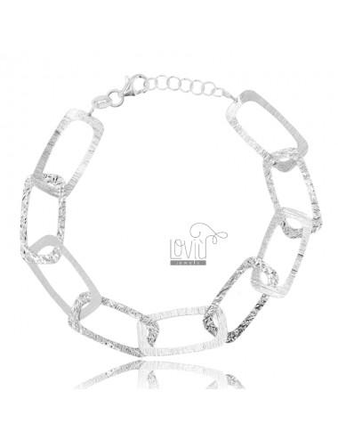 Chain bracelet laser cut...
