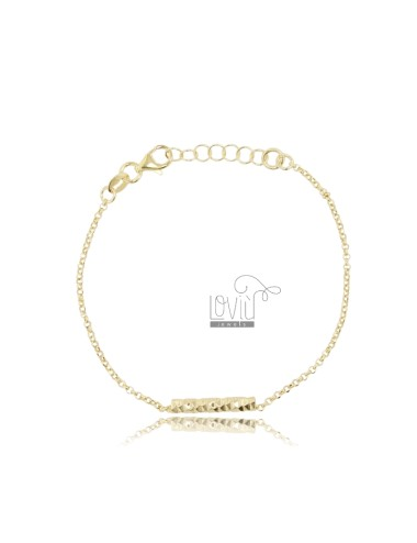 ROLO BRACELET WITH CENTRAL...