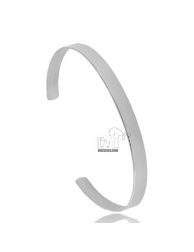 Rigid steel armband,...
