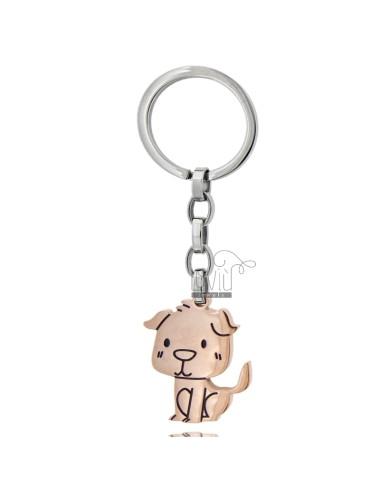 Schlüsselring mit hund in...