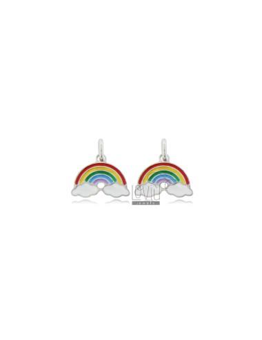 Small rainbow pendant pz 2...