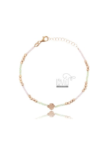 Bracelet with stones and...