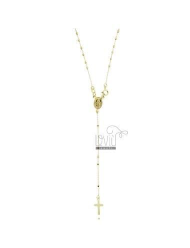 Kabel rosarienkette mit...