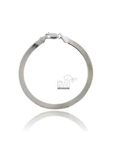 Esel-rücken-armband 4.5 mm...