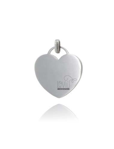 Colgante corazon t mm 31x28...
