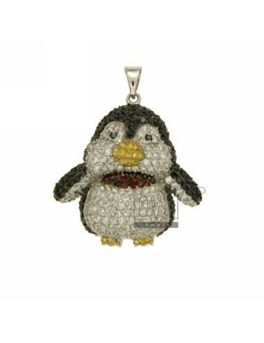 Pendiente del pingüino...
