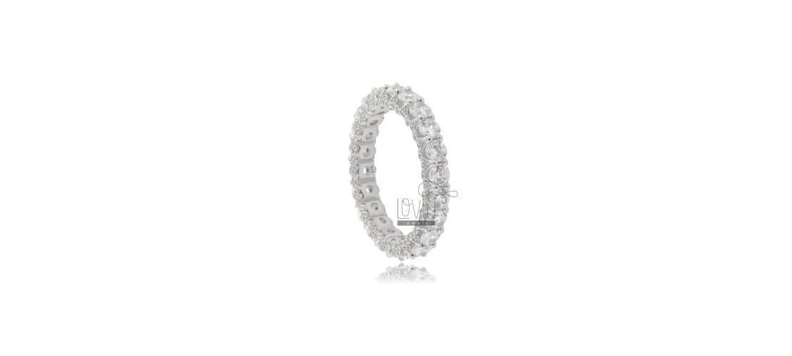 Solitaire rings and Verette